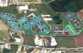 CTPark Bucharest West inchiriere parcuri logistice Bucuresti vest vedere din satelit