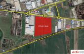 Hala de inchiriat in CTPark Arad II, zona de vest - localizare google maps