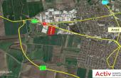 Hala de inchiriat in CTPark Arad II, zona de vest - localizare arta
