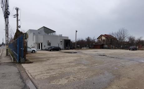 Depozit Frigorific de inchiriat in  Bucuresti nord – Pentagon, imagine platforma betonata