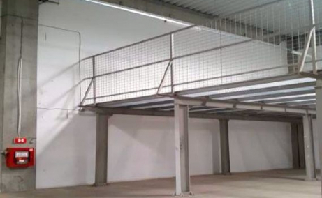 Inchiriere spatiu depozitare – Expo Market Doarly D15, Bucuresti nord-est - imagine interior hala