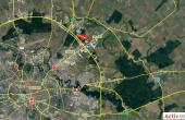 Inchiriere spatiu depozitare – Expo Market Doarly D15, Bucuresti nord-est - localizare harta