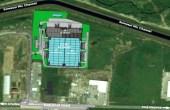 CTPark Cluj-Napoca  inchirieri hale Cluj-Napoca vest plan situatie