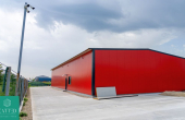 Catted Business Park Otopeni vanzare spatii depozitare sau productie, depozitare Bucuresti Nord vedere laterala platforma