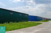 Catted Business Park Otopeni vanzare spatii depozitare sau productie, depozitare Bucuresti Nord vedere acces hale