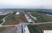 Catted Business Park Otopeni vanzare spatii depozitare sau productie, depozitare Bucuresti Nord vedere panoramica proiect