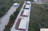 Catted Business Park Otopeni vanzare spatii depozitare sau productie, depozitare Bucuresti Nord imagine de ansamblu parc logistic