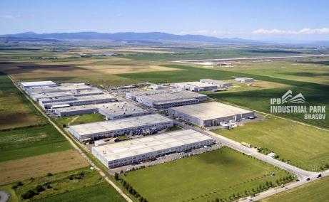 Spatii industriale de inchiriat, Industrial Park Brasov