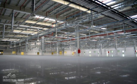 Spatii industriale de inchiriat  Brasov, Industrial Park Brasov - poza interior