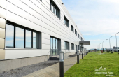 Spatii industriale de inchiriat  Brasov, Industrial Park Brasov - vedere laterala