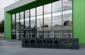 Hala depozitare si arhivare Timisoara, Constructim