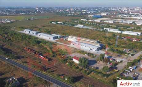 Hale de vanzare in Vitol Logistic Park  - 1.295,5 mp