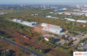 Halls for sale in Vitol Logistic Park - 1.295,5 sq m