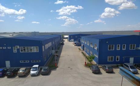 Hala productie de inchiriat in Bucuresti vest, vedere ansamblu