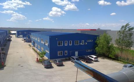 Hala productie de inchiriat in Bucuresti vest, vedere ansamblu dreapta