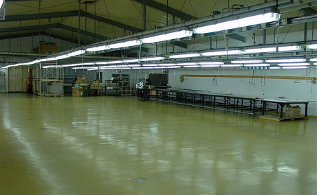 Hala industriala de inchiriat in Arad Vest, imagine interior