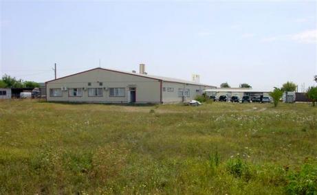 Hala industriala de inchiriat in Arad Vest, vedere fatada