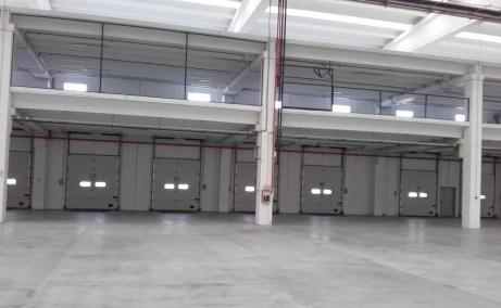 CTPark Deva I inchiriere parcuri industriale Deva est vedere usi acces interior