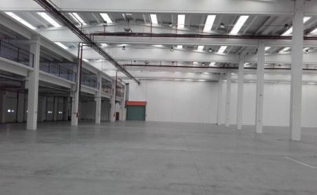CTPark Deva I inchiriere parcuri industriale Deva est interior hala