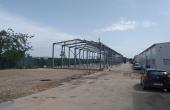 Inchiriere spatii industriale Bucuresti Est, oxigenului, vedere fatada constructie