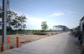 Inchiriere spatii industriale Bucuresti Est, oxigenului, vedere acces parc