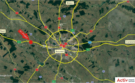 Proiect Logistic Autostrada A1 (V2)