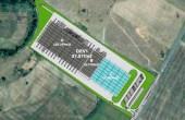 CTPark Deva II inchiriere spatiu depozitare si productie Deva plan