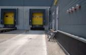 CTPark Deva II inchiriere spatiu depozitare si productie Deva vedere rampe
