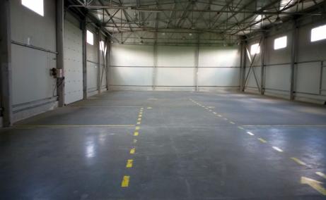 Hala Industriala de inchiriat Bucuresti nord Vest, Stefanesti - imagine interior hala