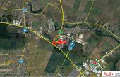 Hala Industriala de inchiriat Bucuresti nord Vest, Stefanesti localizare harta
