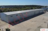 Hala Industriala de inchiriat Bucuresti nord Vest, Stefanesti - poza platforma betonata