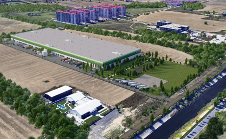 Hala Industriala De Inchiriat - Dambovita Logistic Park