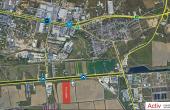 Hala Industriala De Inchiriat , Bucuresti est, Dambovita Logistic Park - harta acces