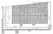 Spatiu de inchiriat Bucuresti, zona Otopeni, showroom, plan cladire