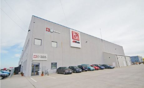 CTPark Ineu - Ocupat 100%