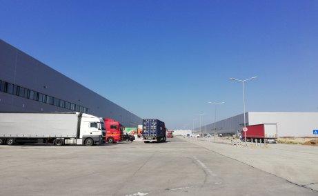 CTPark Pitesti - parc industrial in dezvoltare