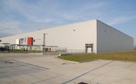 CTPark Salonta - Proiect in dezvoltare