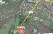 CTPark Salonta - Proiect in dezvoltare inchiriere Salonta sud vedere satelit