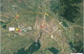 CTPark Sibiu inchirieri depozite Sibiu vest localizare harta