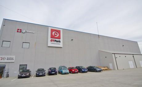 CTP I Timisoara spatiu productie si spatiu depozitare Timisoara est parcare curte interioara