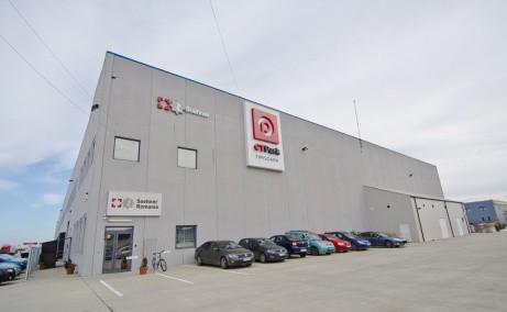 CTP I Timisoara spatiu productie si spatiu depozitaree Timisoara est acces hala