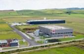 CTP Turda - Proiect in dezvoltare inchiriere Turda sud vedere fatada