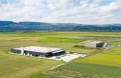 CTP Turda - Proiect in dezvoltare inchiriere Turda sud vedere laterala de ansamblu