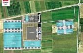 CTP Turda - Proiect in dezvoltare inchiriere Turda sud schita proprietate