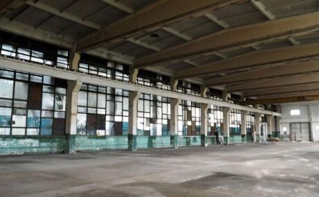 Hala Mecanicafina hale de inchiriat Bucuresti zona Obor vedere spatiu interior
