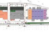 NGB Bragadiru - parc industrial in dezvoltare inchiriere Bucuresti sud-vest schita proprietate