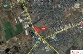 NGB Bragadiru - parc industrial in dezvoltare inchiriere Bucuresti sud-vest localizare harta Bucuresti