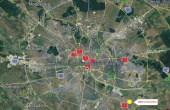 NGB Popesti Leordeni - proiect in dezvoltare inchiriere Bucuresti sud-est localizare proprietate