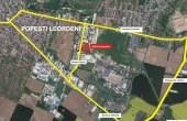 NGB Popesti Leordeni - proiect in dezvoltare inchiriere Bucuresti sud-est localizare harta bucuresti