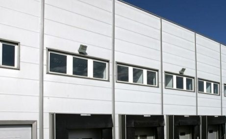 LOGICOR Bucuresti I - Parc Industrial In Dezvoltare Bucuresti nord vedere usi acces auto